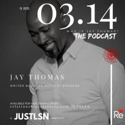 Relationships Etcetera Dating, love, and relationships podcast about Author, writer, and founder Jay Thomas