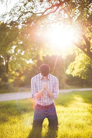 submit-man-pray-kneel