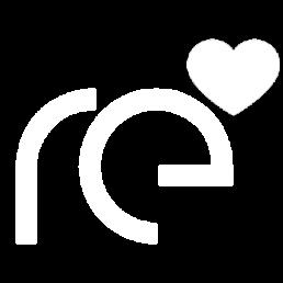 white logo for website relationships etcetera